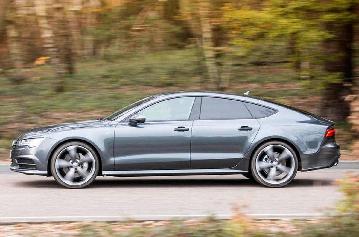 Used Audi A7 10-17