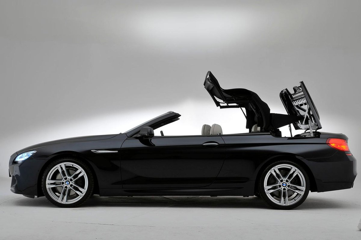 Used BMW 6 Series Convertible 11-present