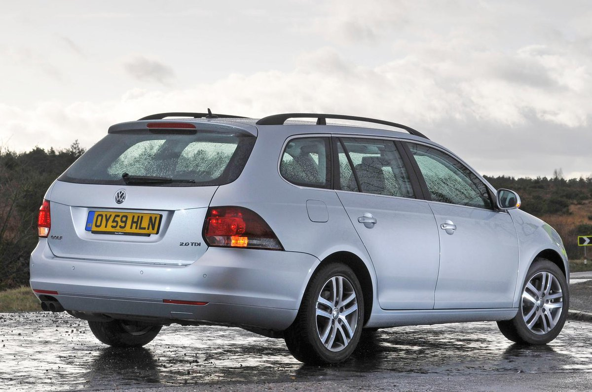 Used Volkswagen Golf Estate (09 - 13)