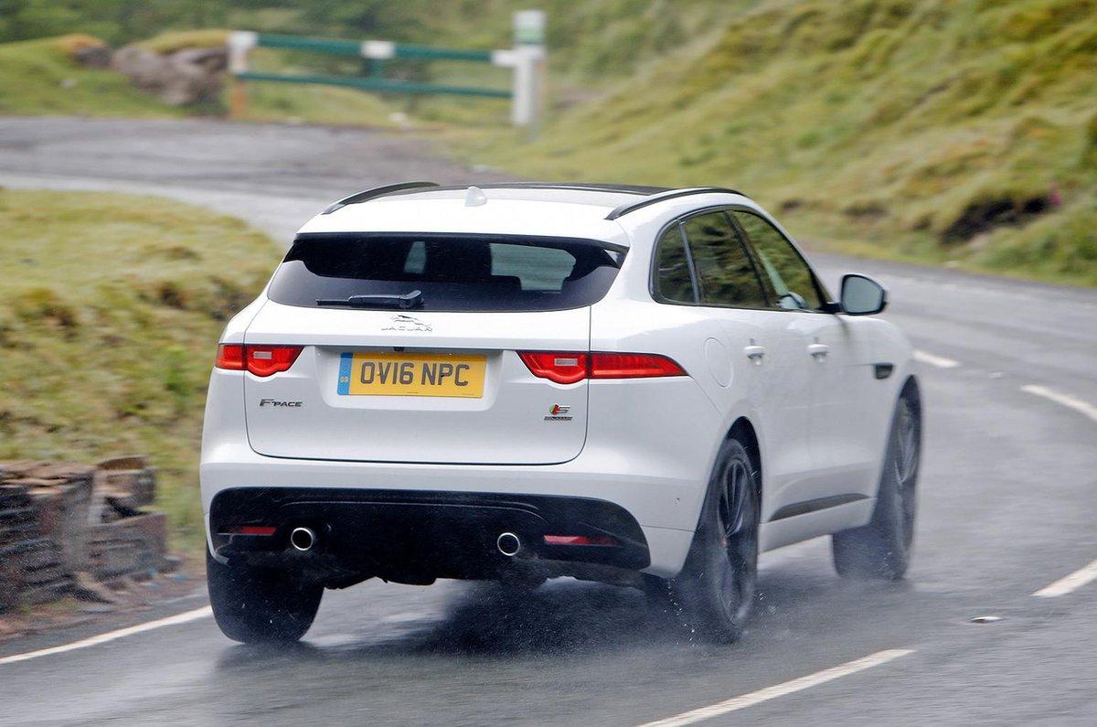 Used Jaguar F-Pace 2016-present