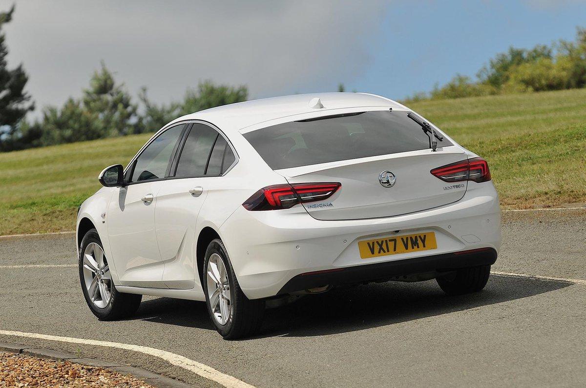 Used Vauxhall Insignia Grand Sport 2017-present
