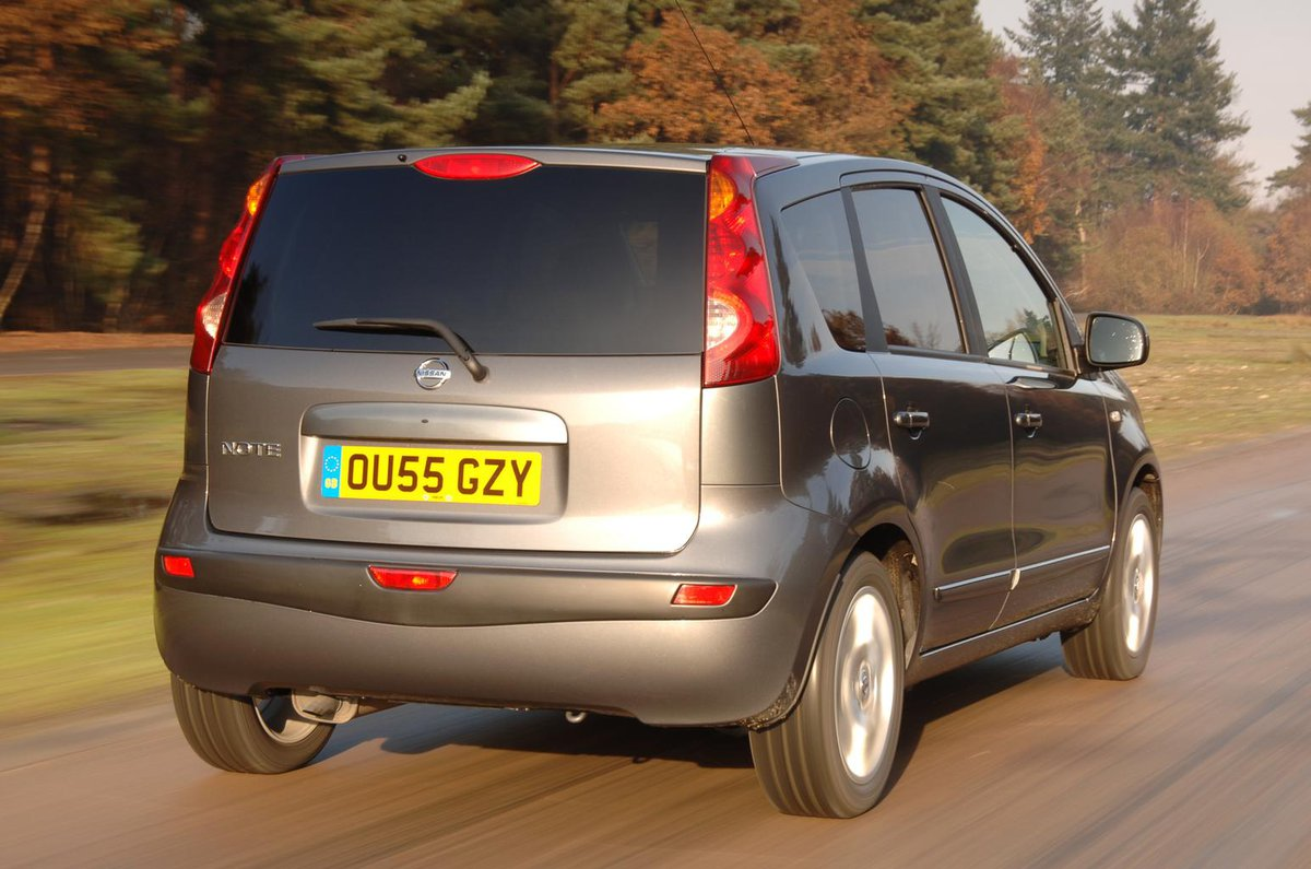 Nissan Note (06 – 13)