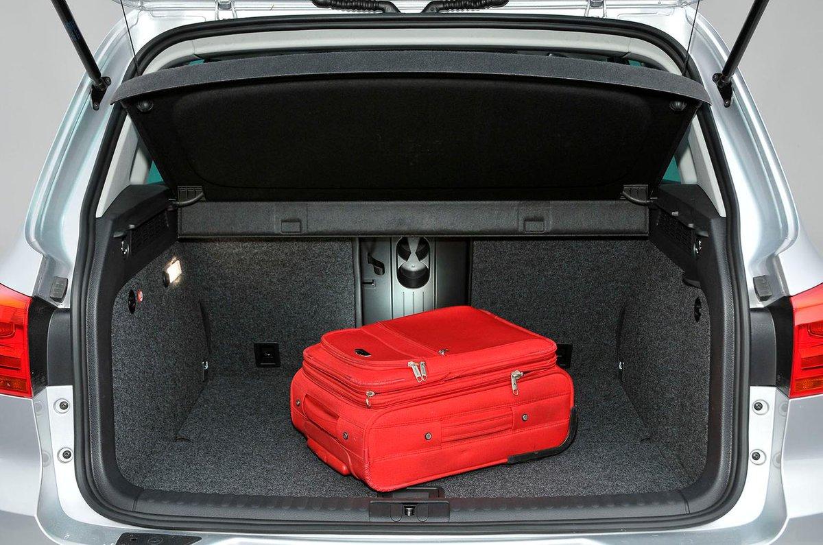 Volkswagen Tiguan Crossover (07 - 16)