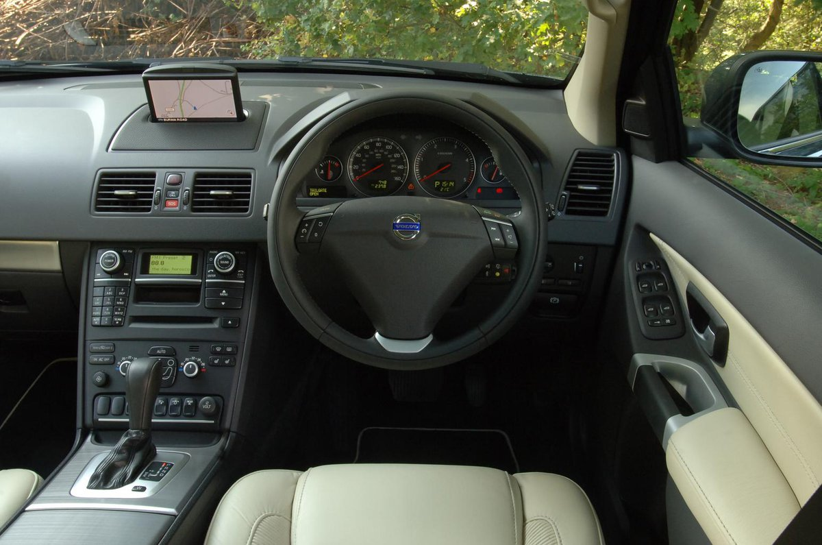 Volvo XC90 (02 - 15)