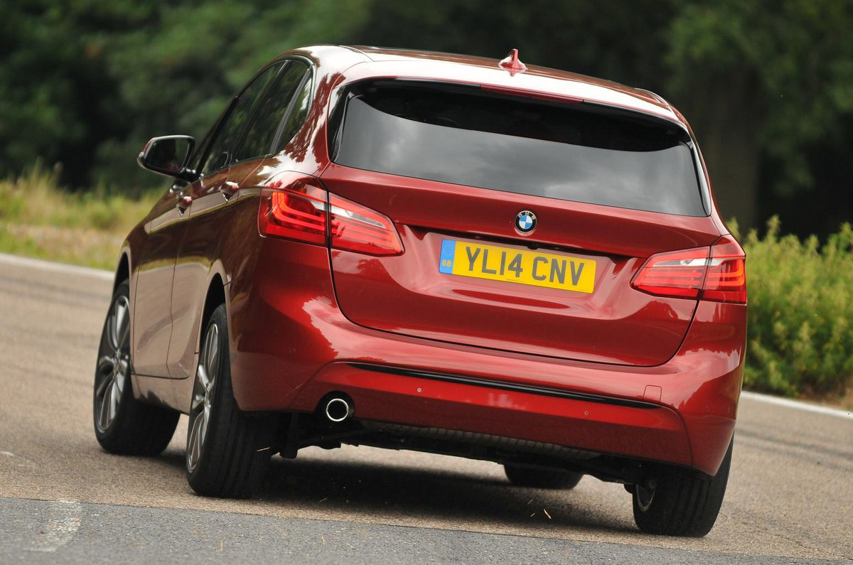 Used BMW 2-Series Active Tourer 2014-present