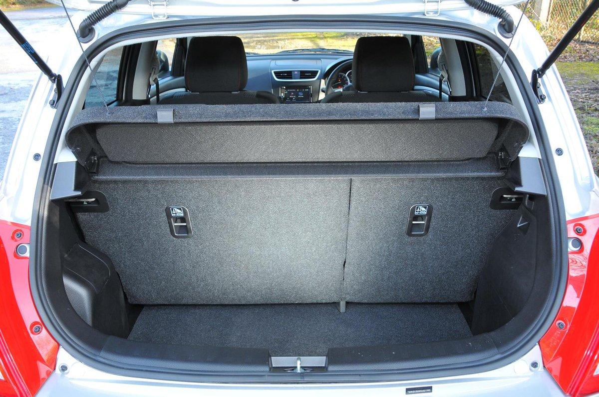 Suzuki Swift Hatchback (10 - 17)
