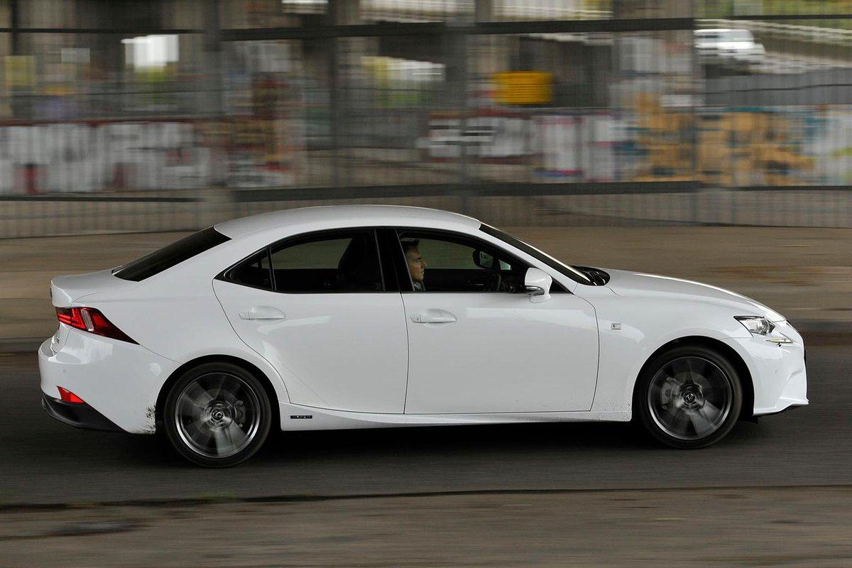 Used Lexus IS 13-present