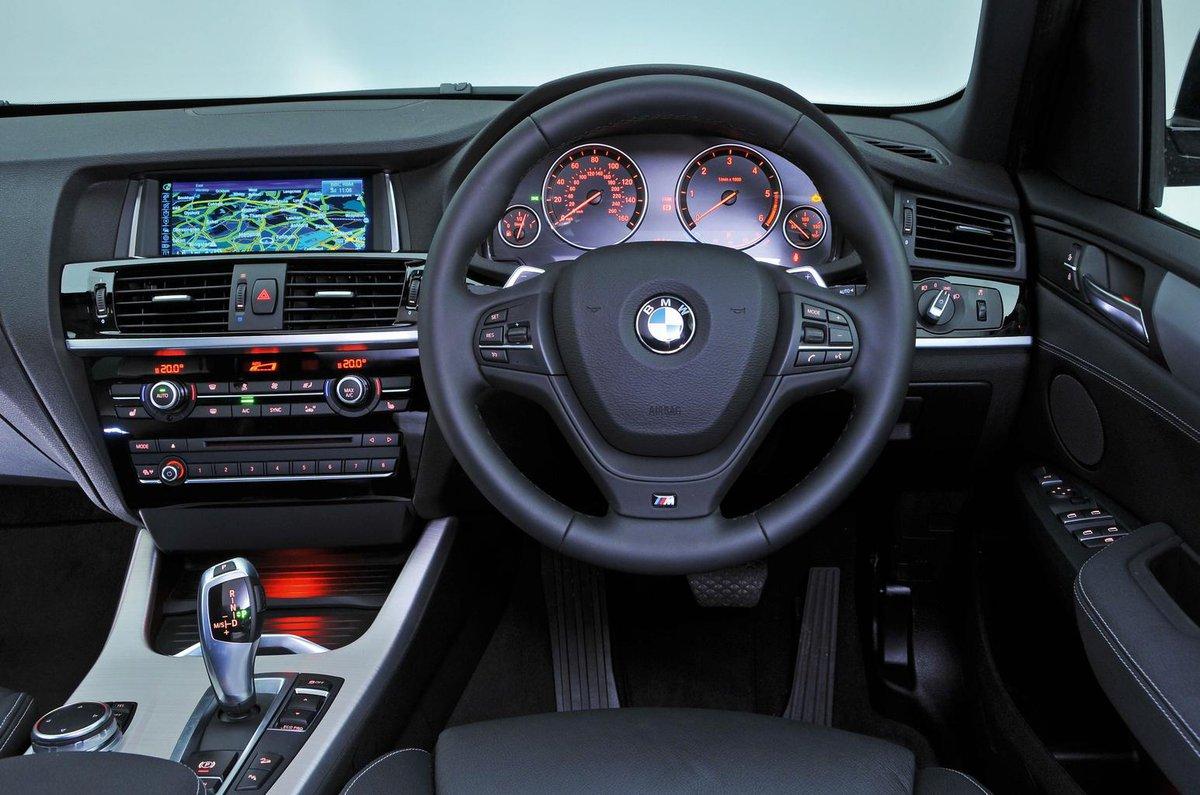 BMW X3 4x4 (11 - 17)