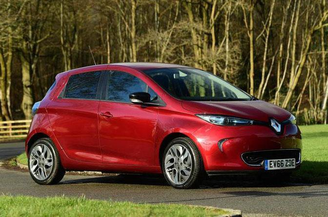 Used Renault Zoe 2013 -