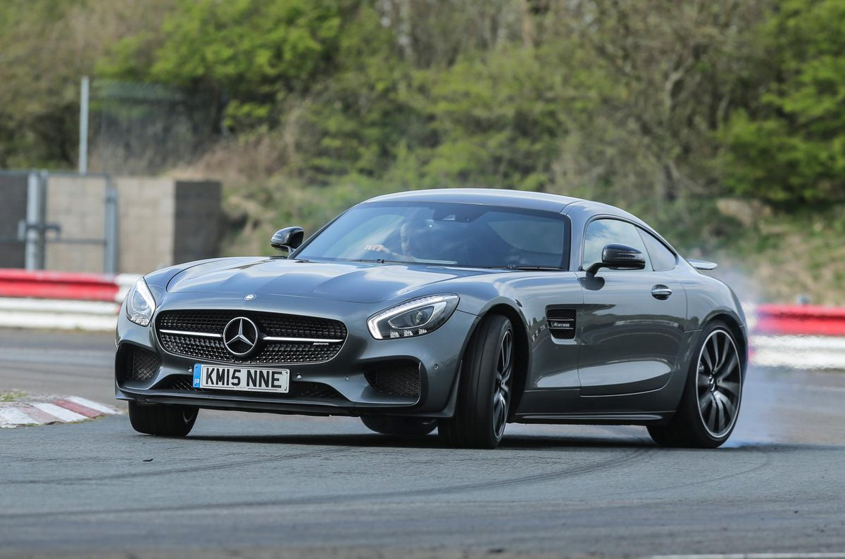 Used Mercedes-AMG GT 16-present