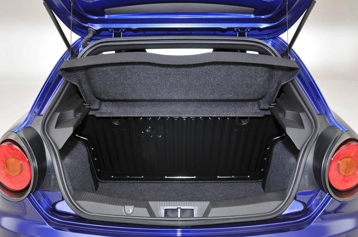 Alfa Romeo Mito Boot Space Size Seats What Car Rear