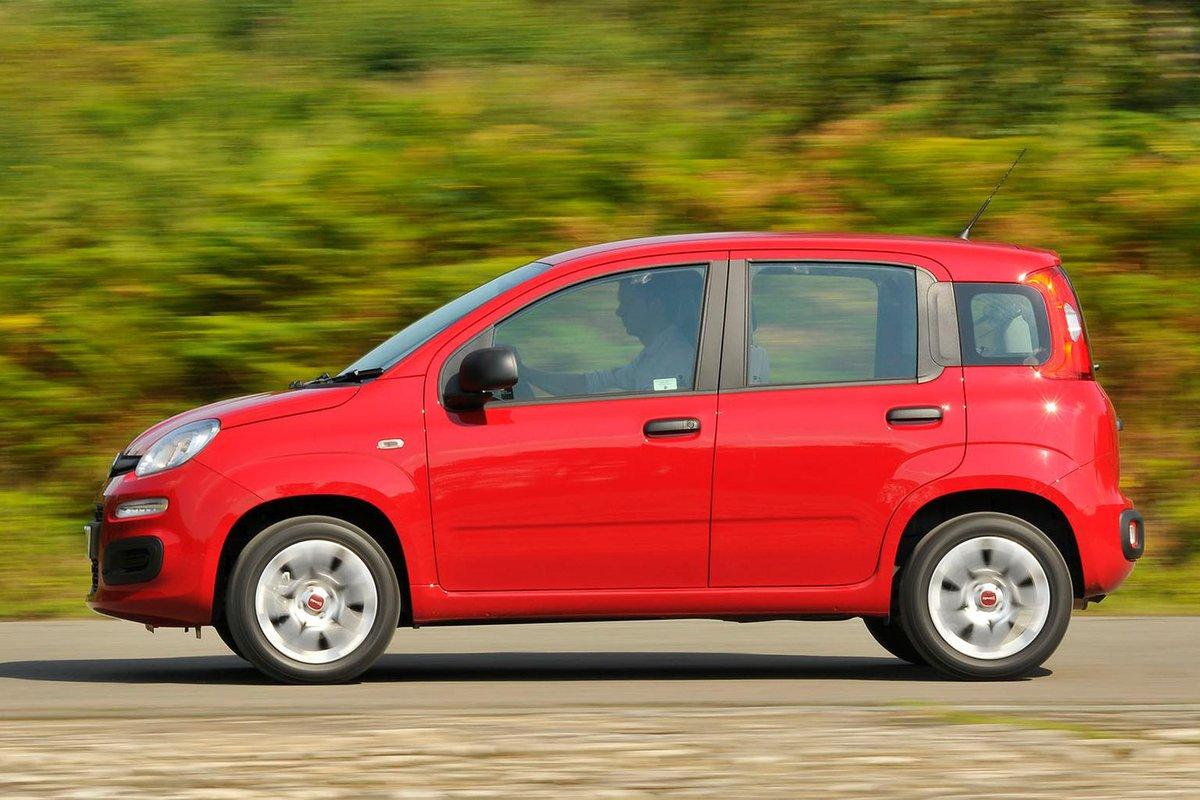Used Fiat Panda 12-present