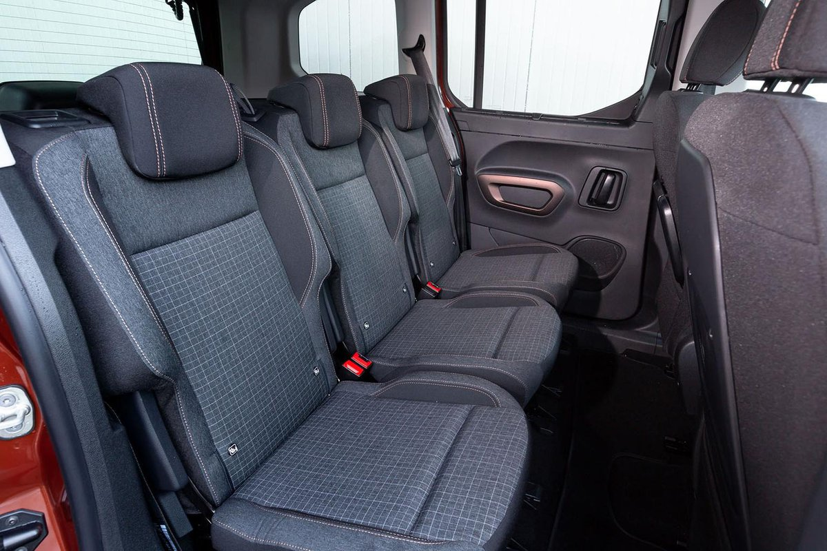 peugeot rifter boot space, size, seats | what car?