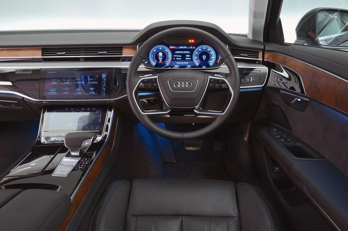 Used Audi A8 Saloon (17-present)