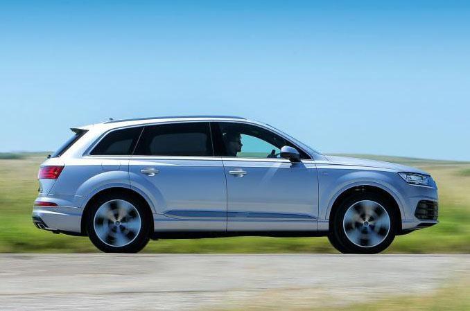 Used Audi Q7 15 - present