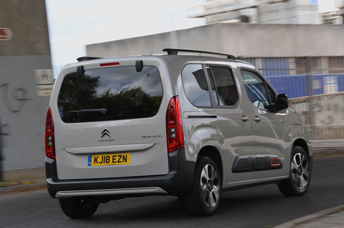 Citroën Berlingo rear
