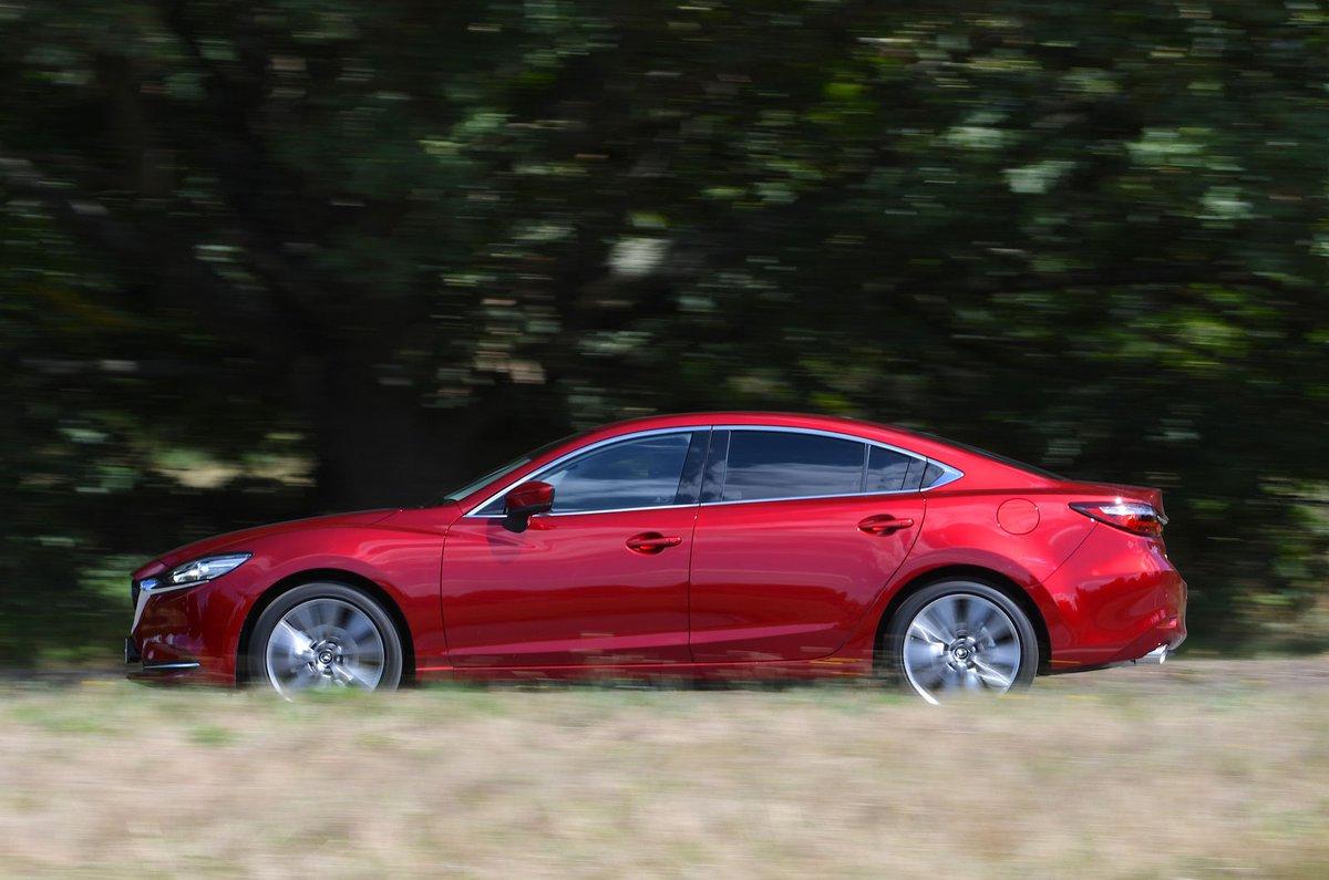 Mazda 6 side