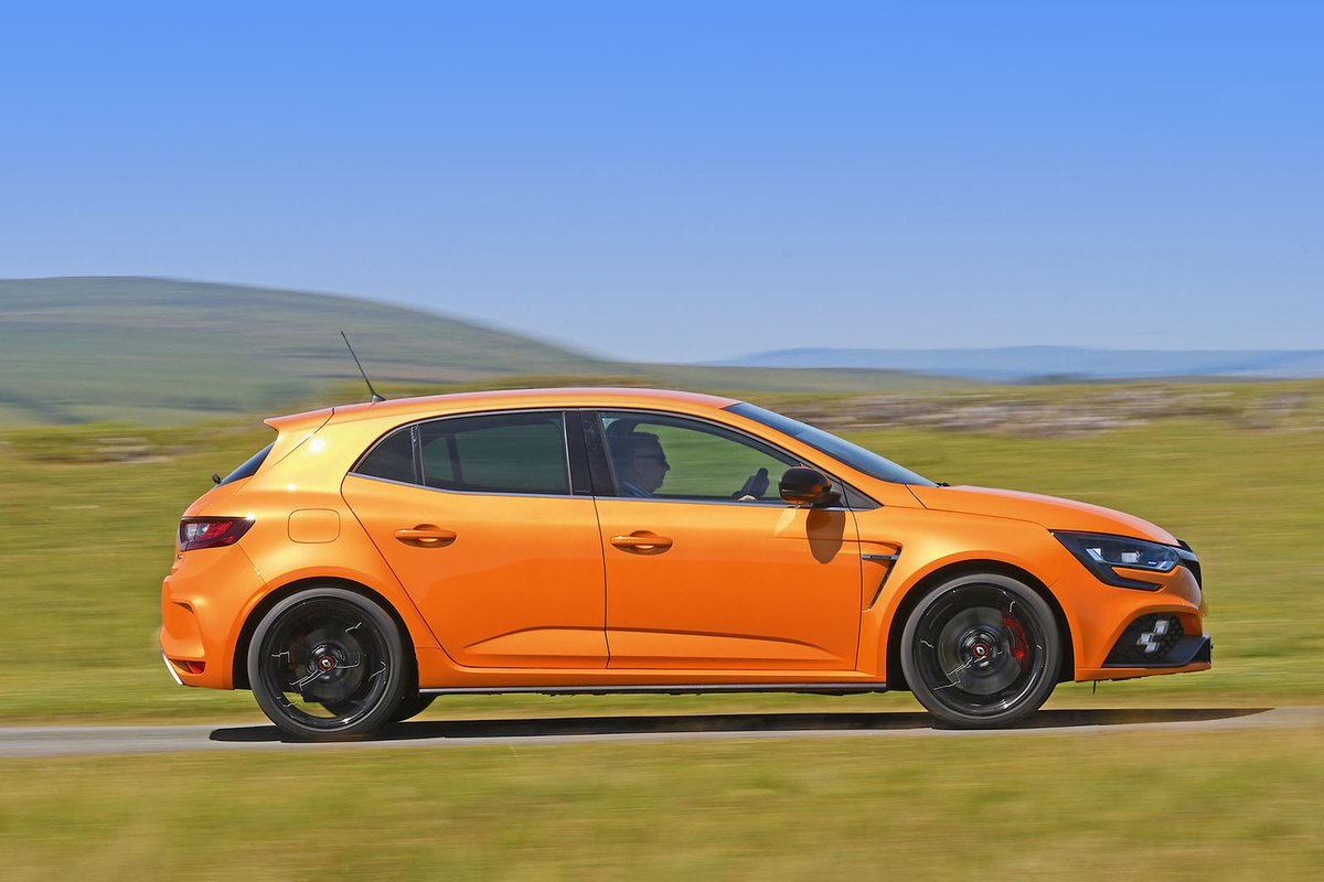 Renault Megane RS side