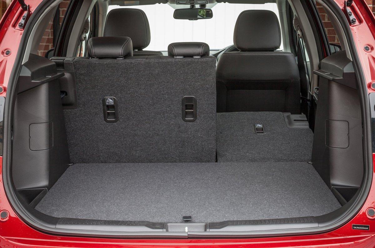 Suzuki SX4 S-Cross boot