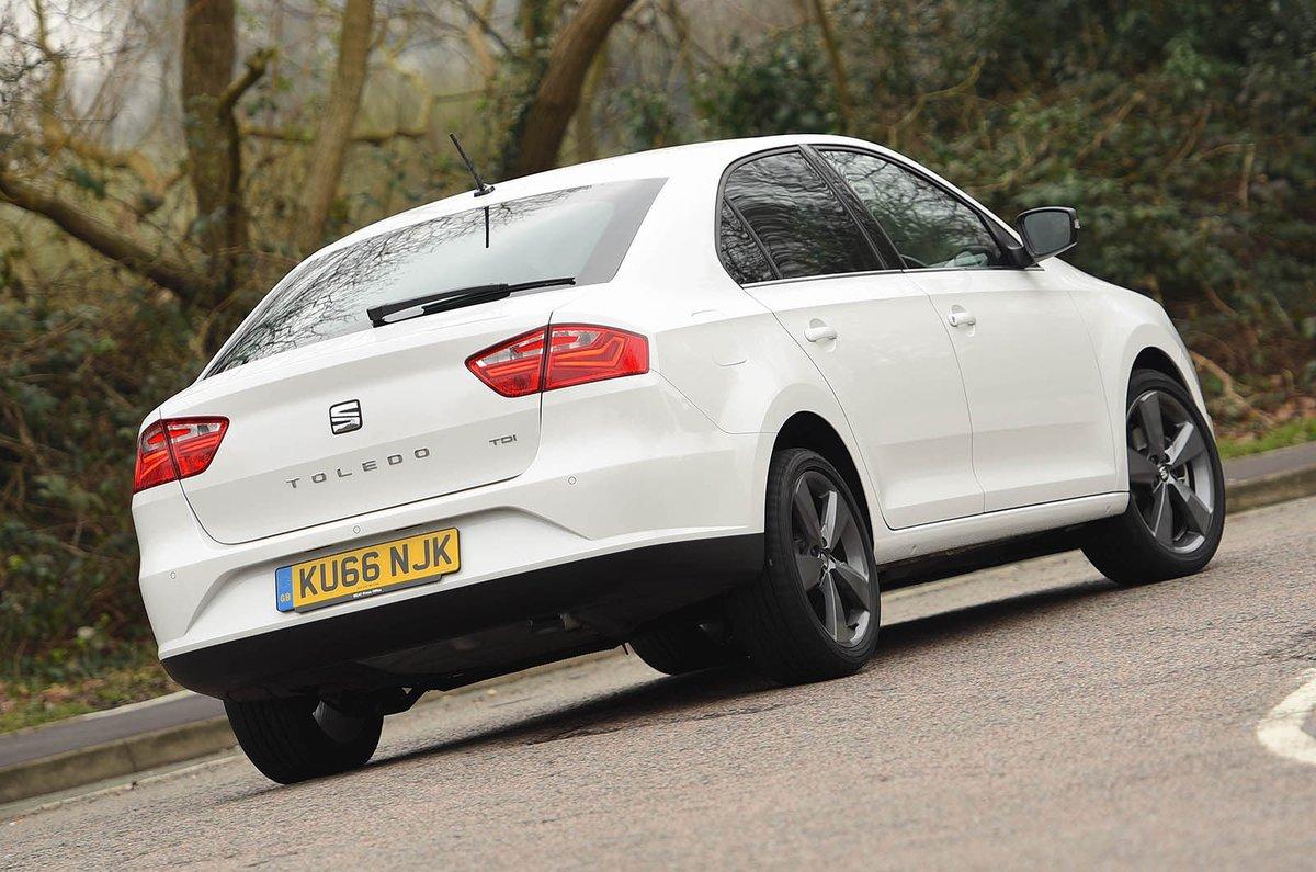 Seat Toledo 2013-present rear