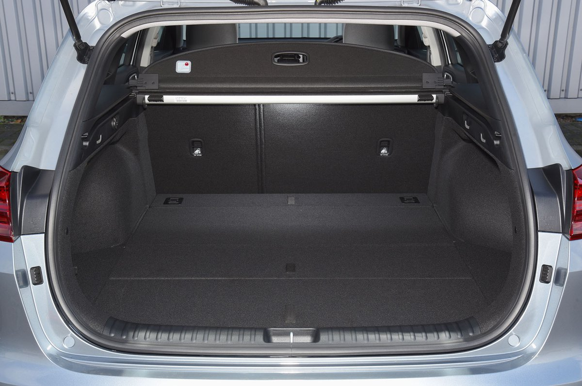 Kia Ceed Sportswagon Boot Space Size Seats What Car