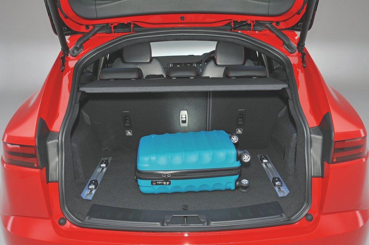 Used Jaguar E-Pace 2017-present
