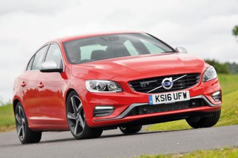 Skoda Superb vs Ford Mondeo vs Volvo S60