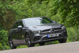 New Mercedes-Benz A-Class vs Audi A3 Sportback vs BMW 1 Series