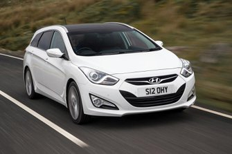 Deal of the day: Hyundai i40 Tourer