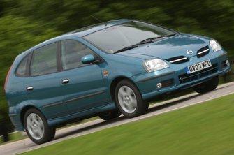 Nissan Almera Tino MPV (00 - 05)