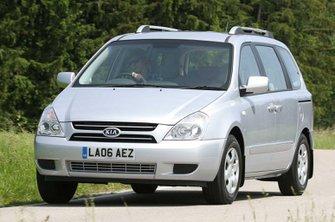 Kia Sedona MPV (99 - 06)