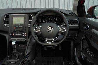 Used Renault Megane Sport Tourer 16-present