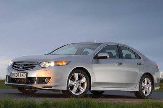 Honda Accord Saloon (08 - 15)