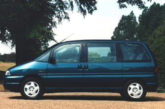 Peugeot 806 MPV (95 - 03)