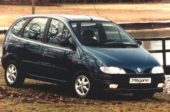 Renault Scenic MPV (97 - 03)