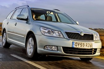 Skoda Octavia Estate (04 - 13)