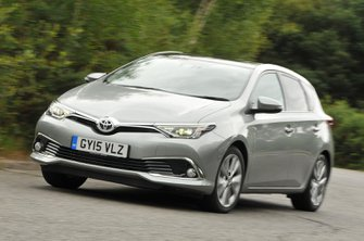 Used Toyota Auris Hatchback (12-19)