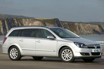 Vauxhall Astra Estate (04 - 10)