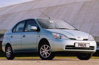 Toyota Prius Saloon (00 - 03)