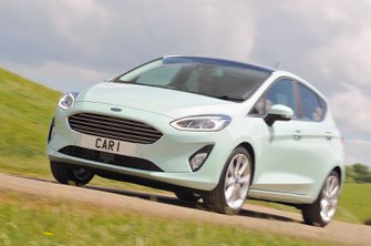 Used Ford Fiesta 17-present