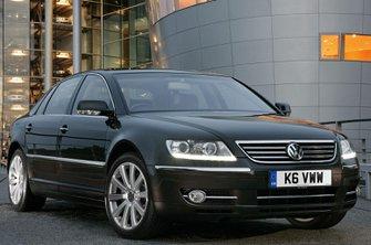 Volkswagen Phaeton Saloon (03 - 10)