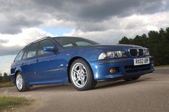 BMW 5 Series Touring (96 - 04)