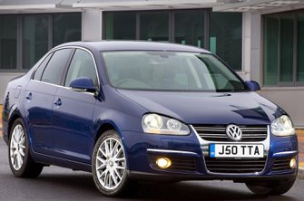 Volkswagen Jetta Saloon (06 - 11)