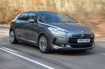Used Citroen DS5 2012-2015