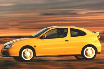 Renault Megane Coupe (96 - 03)
