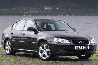 Subaru Legacy Saloon (03 - 09)