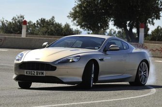 Aston Martin DB9 (04 - 12)