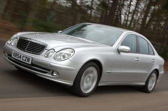 Mercedes-Benz E-Class Saloon (02 - 06)