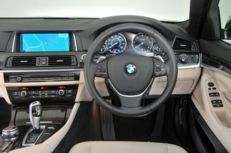 BMW 5 Series Saloon (10-17)