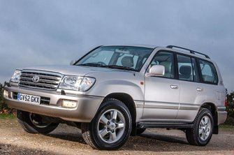 Toyota L'cruiser Amazon 4x4 (02 - 07)